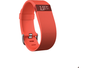 FITBIT Charge HR FB405TAL-EU Tangerine Large