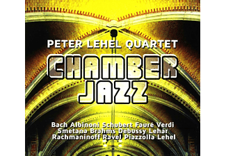Peter Lehel Quartet - Chamber Jazz [CD]