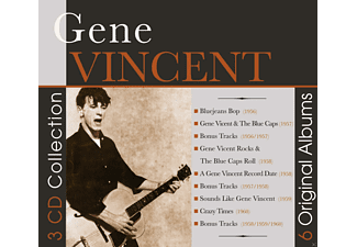 Gene Vincent - 6 Original Albums [CD]