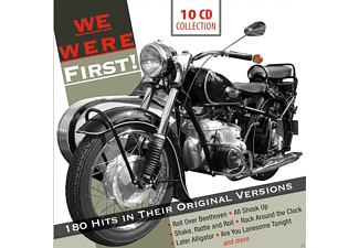 Various - We Were First-180 Hits In Their Original Versions - (CD)