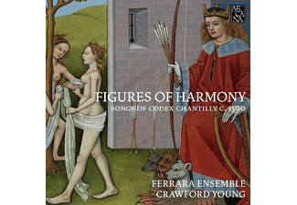 Ferrara Ensemble, Crawford Young - Songs Of Codex Chantilly C.1390 [CD]