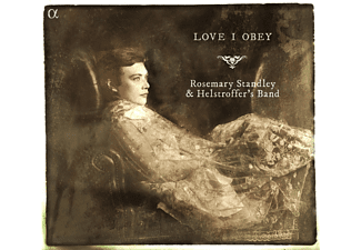 Rosemary Standley, Helstroffers Band - Love I Obey [CD]