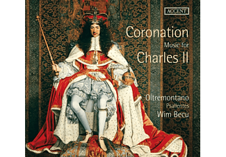 Oltremontano;Psallentes;Various - Coronation Music for Charles II - (CD)