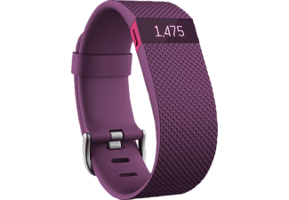 FITBIT Charge HR Paars Large