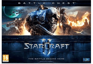 Starcraft II Battle Chest PC