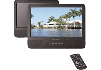 soundmaster pdb1800 tragbarer dual dvd player kaufen saturn. Black Bedroom Furniture Sets. Home Design Ideas