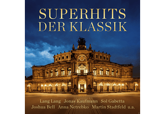 Various - Super-Hits Der Klassik - (CD)