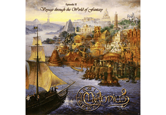 Melodius Deite - Episode II: Voyage Through The World of Fantasy - (CD)