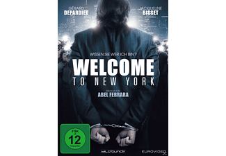 Welcome to New York - (DVD)