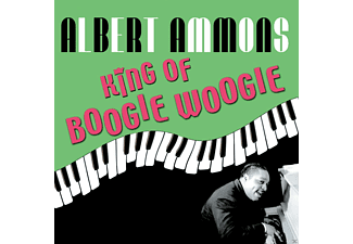 Albert Ammons - King Of Boogie Woogie - (CD)
