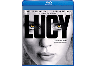 Lucy Blu-ray Action Blu-ray