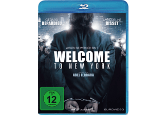 Welcome to New York - (Blu-ray)