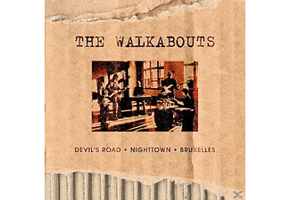 The Walkabouts - Virgin Years (Devil's Road - Nighttown - Bruxelles) - (LP + Bonus-CD)