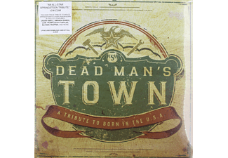 VARIOUS - Dead Man's Town-A Tribute To Born In The U.S.A. - (Vinyl)