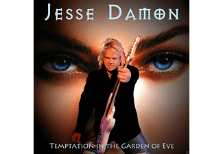 Jesse Damon - Temptation In The Garden Of Eve [CD]
