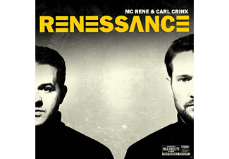 Mc Rene & Carl Crinx - Renessance - (CD)