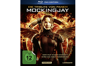 Die Tribute von Panem - Mockingjay Teil 1 (Fan Edition) - (Blu-ray)