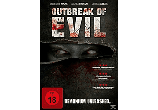 Outbreak Of Evil - (DVD)