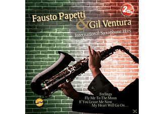 Fausto Papetti & Gill Ventura - Light My Fire-A Guitar Legend - (CD)