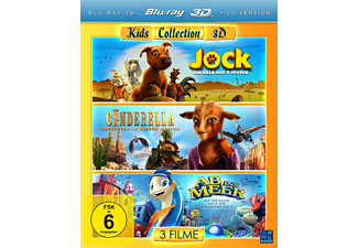 Kids Collection 3D - (3D Blu-ray)