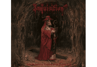 Inquisition - Into The Infernal Regions Of The Ancient Cult - (CD)