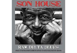 Son House - Raw Delta Blues - (Vinyl)