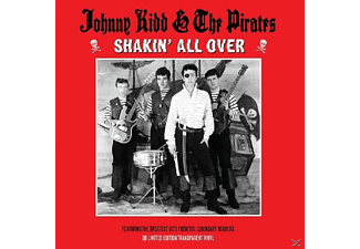 Johnny Kidd & the Pirates - Shakin' All Over - (Vinyl)