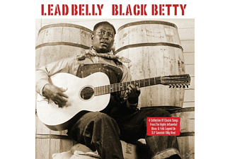 Betty Black - Leadbelly - (Vinyl)