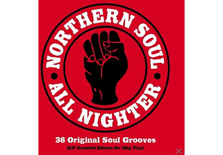 VARIOUS - Northern Soul All Nighter - (Vinyl)