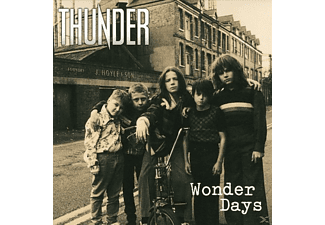 Thunder - Wonder Days [Vinyl]