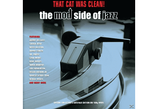 VARIOUS - That Cat Was Clean Mod - (Vinyl)