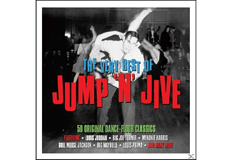 VARIOUS - Very Best Of Jump'n Jive - (CD)