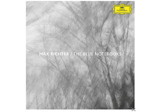 Max Richter - The Blue Notebooks (Vinyl, Ltd.Edition) [Vinyl]