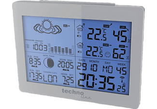 TECHNOLINE WS 6765, Wetterstation
