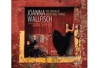 Joanna Wallfisch, Dan Tepfer - The Origin Of Adjustable Things [CD]