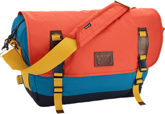 BURTON 11002102993 Flint Messenger, 15 Zoll, Universal, Orange/Blau