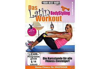 Your Best Body - Das Latin Bodystyling Workout - (DVD)