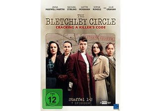 The Bletchley Circle - Staffel 1&2 - (DVD)