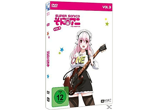 Super Sonico - Vol. 3 [DVD]