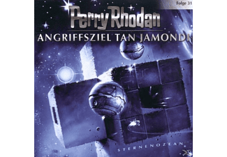 Angriffsziel Tan Jamondi (31) - 1 CD - Science Fiction/Fantasy