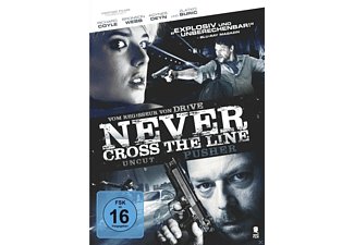 Never Cross the Line (Uncut) [DVD]