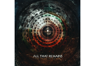All That Remains - The Order Of Things (2lp+Mp3/Clear Vinyl/Ltd.Ed.) - (LP + Download)