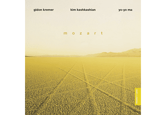 Yo-Yo Ma, Kim Kashkashian, Gidon Kremer - Mozart:  Adagio And Fugue In C Minor, K.546/+ [CD]