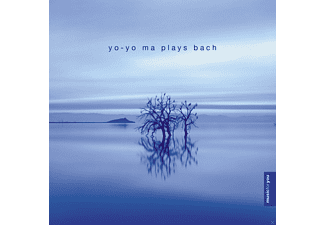 Yo-Yo Ma - Yo-Yo Ma Plays Bach - (CD)