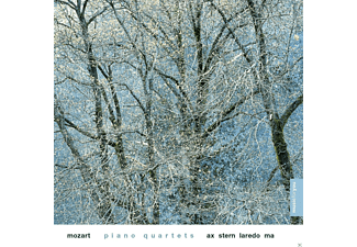 Yo-Yo Ma - Mozart: Piano Quartets, K.493 & K.478 [CD]