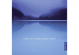 John Williams - John Williams Plays Bach - (CD)