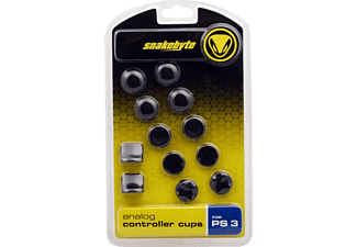 SNAKEBYTE PS3 Analog Controller Cups - 12 teilig