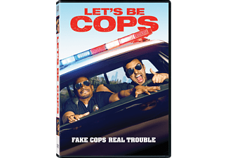 Let's Be Cops Komedi DVD