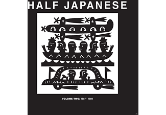 Half Japanese - Vol.2: 1987-1989 [CD]