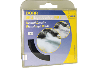 DORR 72 mm ND Filtre 316472